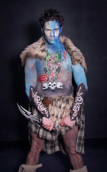 Celtic War Paint Patterns Celtic war paint designs
