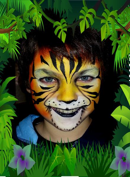 tiger .